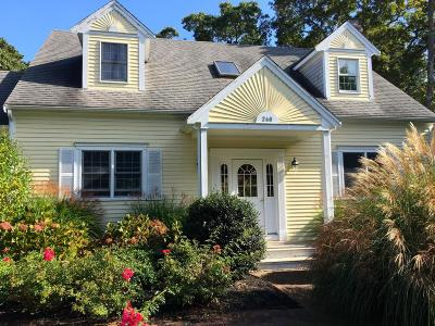 Eastham Single Family Home For Sale: 260 Queen Anne Drive