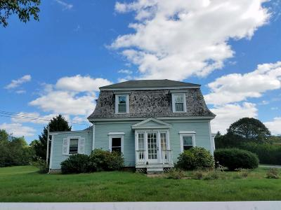 Harwich Single Family Home For Sale: 231 Bank Street