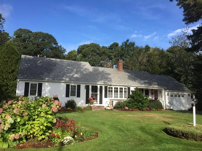 Dennis Single Family Home Contingent: 46 Bramble Lane