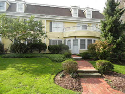 Harwich Condo/Townhouse For Sale: 601 Route 28 #108