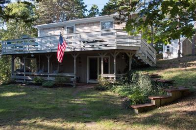 Wellfleet Single Family Home Contingent: 46 Hiram Hill Road