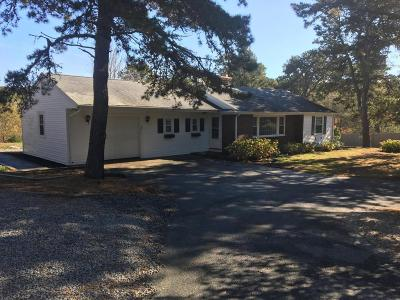 Harwich Single Family Home For Sale: 7 Red River Road