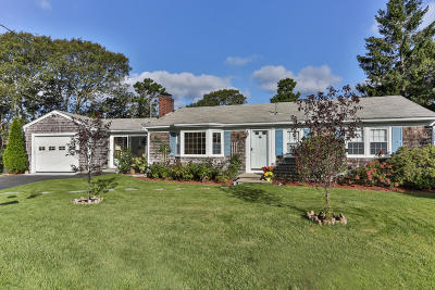 Harwich Single Family Home Contingent: 12 Intervale Lane