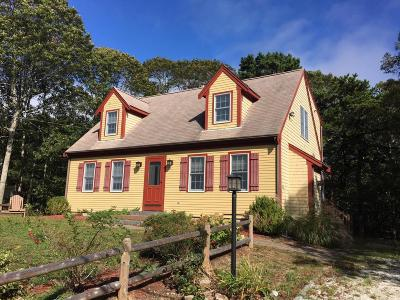 Eastham Single Family Home For Sale: 440 Campground Road
