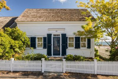 Provincetown Single Family Home For Sale: 59 Commercial Street