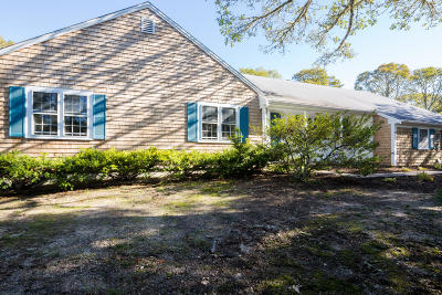 Chatham Single Family Home For Sale: 302 Training Field Road