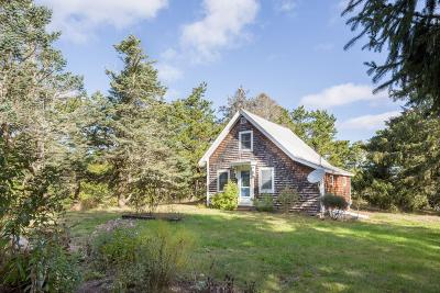 Truro Single Family Home For Sale: 59 Pamet Road