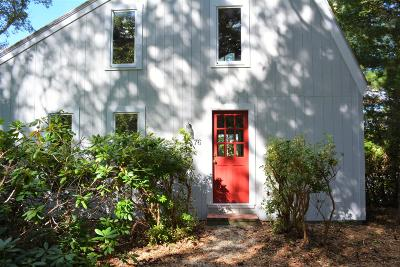Mashpee Single Family Home For Sale: 76 Summersea Road