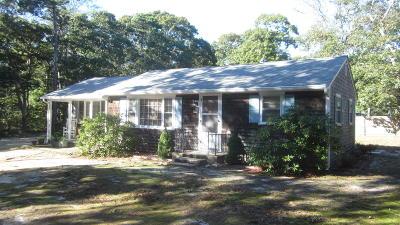 Eastham Single Family Home Contingent: 300 Oak Ridge Road