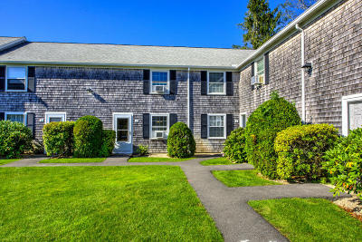 Barnstable Condo/Townhouse Contingent: 135 West Main Street #5