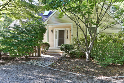 Mashpee Single Family Home Contingent: 6 Red Fin