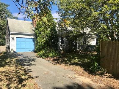 Harwich Single Family Home For Sale: 898 Orleans Road