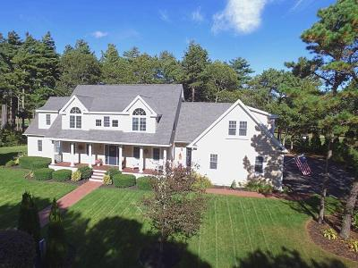 Mashpee Single Family Home For Sale: 65 Eagle Drive