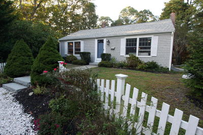 Harwich Single Family Home For Sale: 164 Round Cove Road