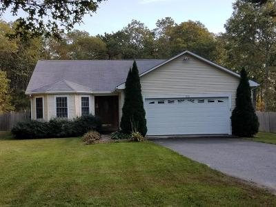 Mashpee Single Family Home For Sale: 302 Great Neck North Road