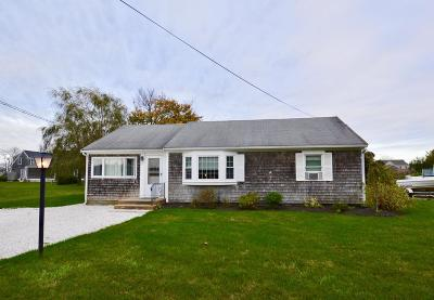 Barnstable Single Family Home For Sale: 72 Bay View Road