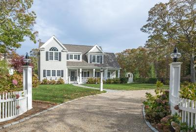 Barnstable Single Family Home For Sale: 70 West Street