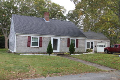 Barnstable Single Family Home For Sale: 115 Chestnut Street