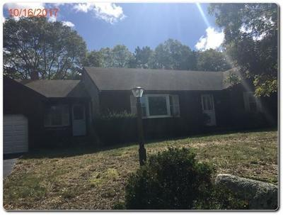 Bourne Single Family Home For Sale: 7 Hobbler Road