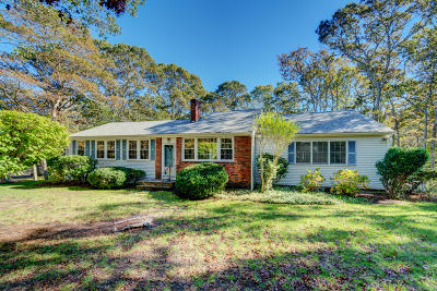 Dennis Single Family Home For Sale: 95 Scargo Hill Road