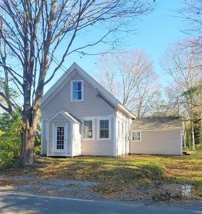 Yarmouth Single Family Home Contingent: 10 Railroad Avenue