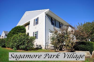 Bourne Condo/Townhouse Contingent: 15 Village Green Road #A