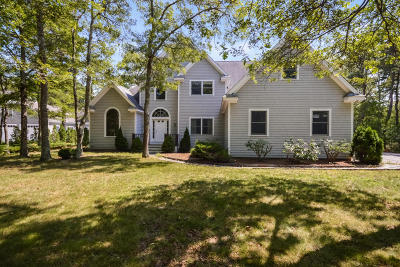 Falmouth Single Family Home For Sale: 42 Airpark Drive