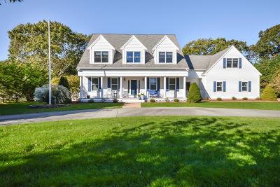 Falmouth Single Family Home For Sale: 33 Bridge Street