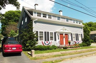 Sandwich Multi Family Home For Sale: 17 Liberty Street