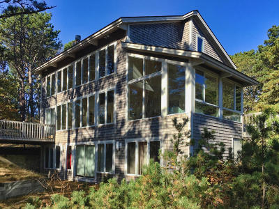 Wellfleet Single Family Home For Sale: 2101 Old Kings Highway