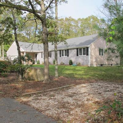 Falmouth Single Family Home For Sale: 51 Horseshoe Lane