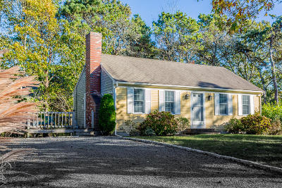 Harwich Single Family Home For Sale: 9 Homer Road