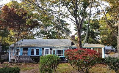 Dennis Single Family Home For Sale: 4 Hawthorn Street