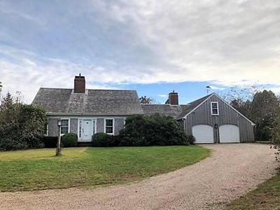 Chatham Single Family Home For Sale: 36 Hardings Lane