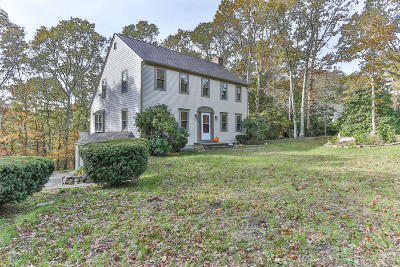 Sandwich Single Family Home For Sale: 47 Christopher Hollow Road
