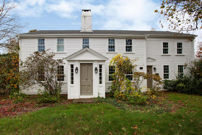 Yarmouth Single Family Home For Sale: 467 Route 6a