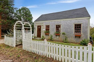 Sandwich Single Family Home For Sale: 9 Georges Rock Road