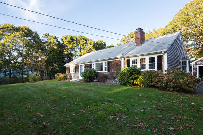 Harwich Single Family Home For Sale: 9 Louis Way