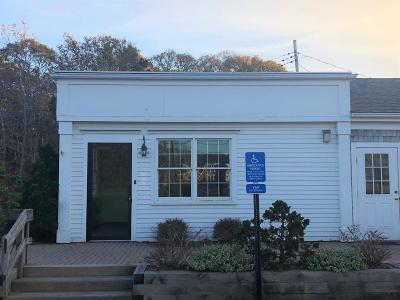 Eastham Commercial For Sale: 50 Brackett Road #A