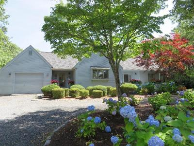 Mashpee Single Family Home For Sale: 160 Walton Heath Way