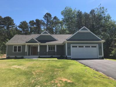 Mashpee Single Family Home For Sale: 87 Surf Drive