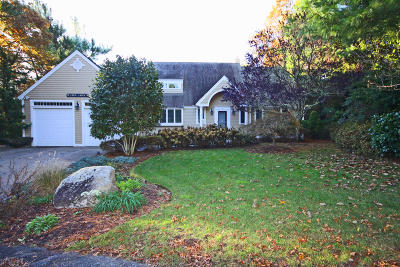 Mashpee Single Family Home For Sale: 34 Periwinkle Lane