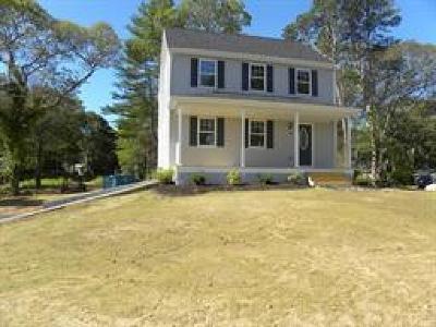 Bourne Single Family Home For Sale: 7 Beach Avenue
