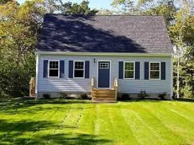 Sandwich Single Family Home For Sale: 9 Route 130