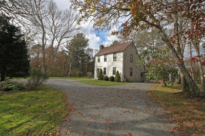 Barnstable Single Family Home Contingent: 43 Sandalwood Drive