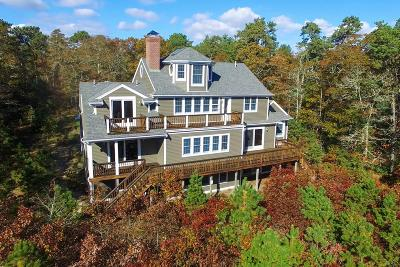 Falmouth Single Family Home For Sale: 17 Meadow Neck Road