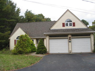 Falmouth Single Family Home For Sale: 459 Ashumet Road