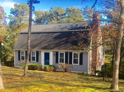 Harwich Single Family Home Contingent: 131 Depot Road