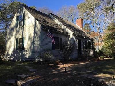 Mashpee Single Family Home For Sale: 90 Amos Landing Road