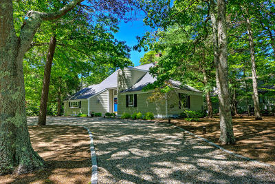 Mashpee Single Family Home For Sale: 78 Tide